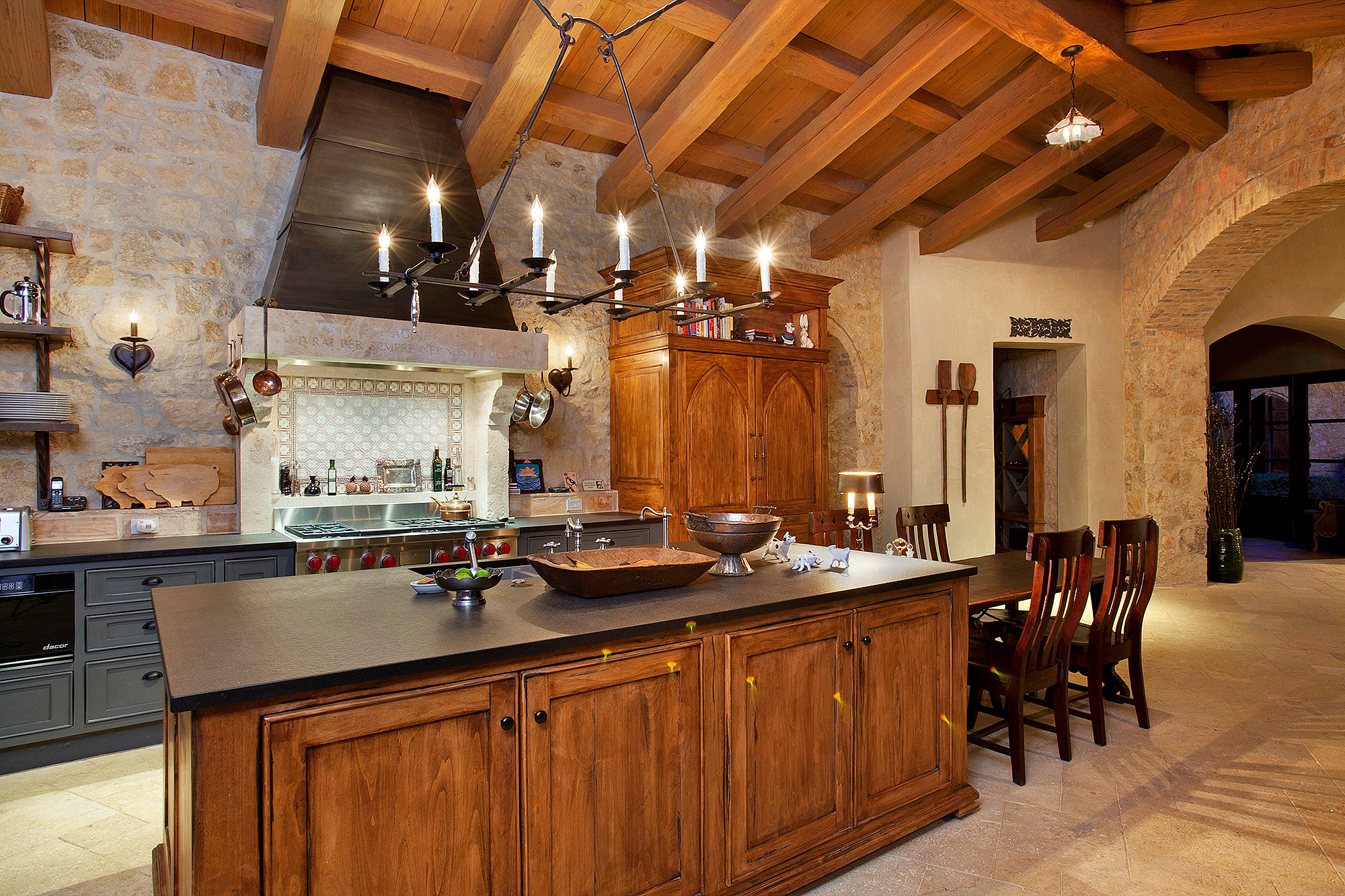 Masino Residence Kitchen Shot 2